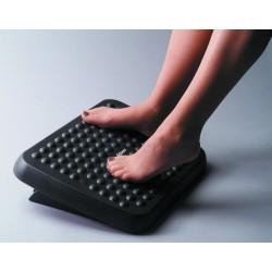 Fellowes - 48121-70 soporte para el apoyo de pies Negro