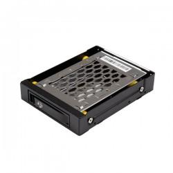StarTechcom - Baha de 35 para Unidades de Disco de 25 SATA con Intercambio en Caliente HotSwap Antivibracin - Rack Mvil