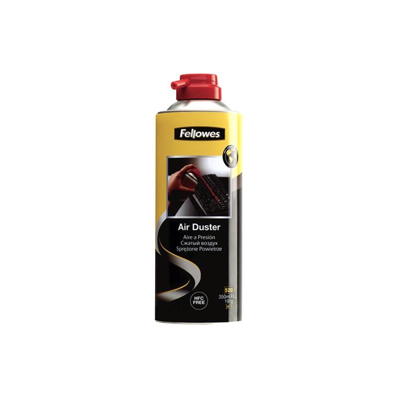 Fellowes - HFC Limpiador de aire comprimido para limpieza de equipos Lugares difciles de alcanzar