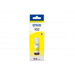 Epson - 102 EcoTank Yellow ink bottle