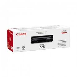 Canon - CRG 728 Original Negro 1 piezas