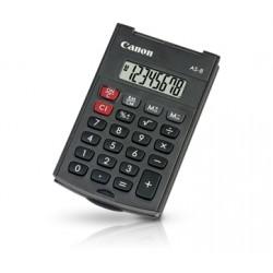 Canon - AS-8 calculadora Bolsillo Pantalla de calculadora Gris