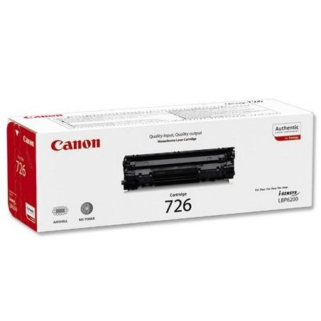 Canon - CRG-726 Original Negro