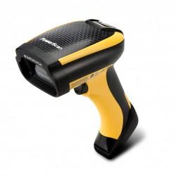 Datalogic - PowerScan PM9100 Lector de cdigos de barras porttil 1D LED Negro Amarillo - PM9100-433RB
