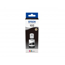 Epson - 102 EcoTank Pigment Black ink bottle