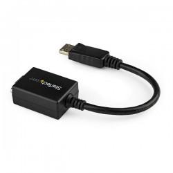 StarTechcom - Adaptador Conversor de Vdeo DisplayPort DP a VGA HD15 - Convertidor Activo - 1920x1200