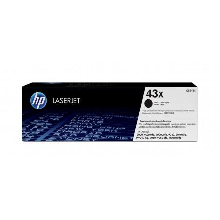 HP - 43X 1 piezas Original Negro