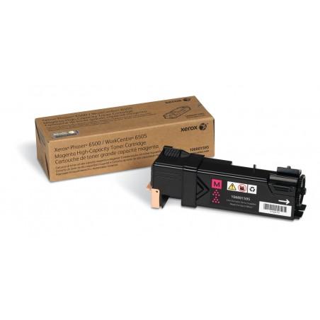 Xerox - Phaser 6500/WorkCentre 6505 cartucho de tner magenta de gran capacidad 2500 pginas