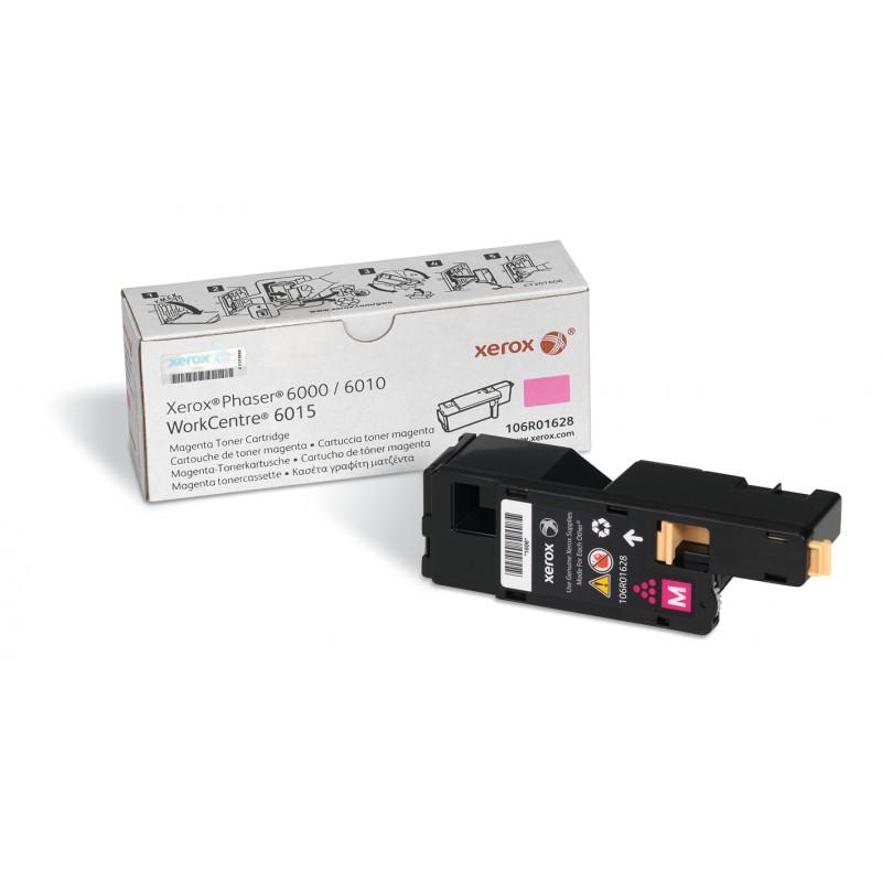 Xerox - Phaser 6000/6010 / Workcentre 6015 cartucho de tner magenta de capacidad normal 1000 pginas