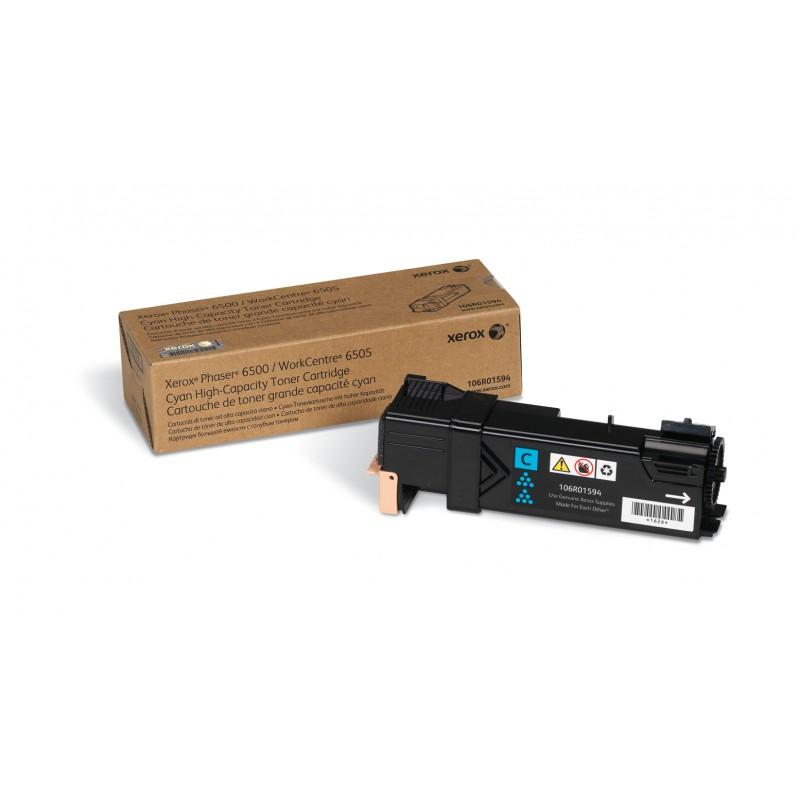 Xerox - Phaser 6500/WorkCentre 6505 cartucho de tner cin de gran capacidad 2500 pginas