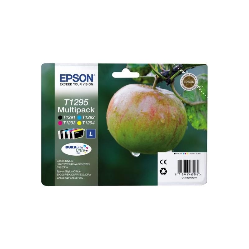 Epson - Apple Multipack T1295 4 colores - C13T12954010