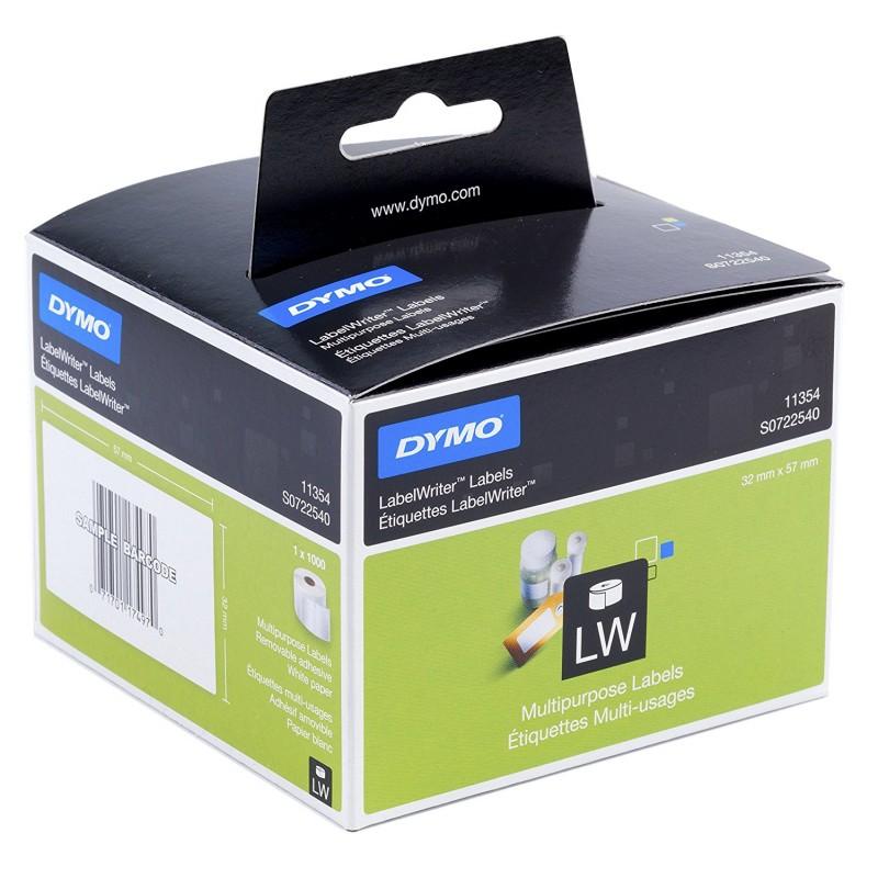 DYMO - LW - Etiquetas multiuso - 32 x 57 mm - S0722540