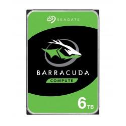 Seagate - Barracuda 6TB 35 6000 GB Serial ATA III