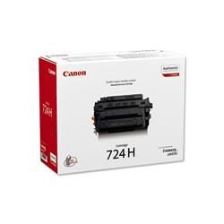 Canon - CRG-724H Original Negro 1 piezas