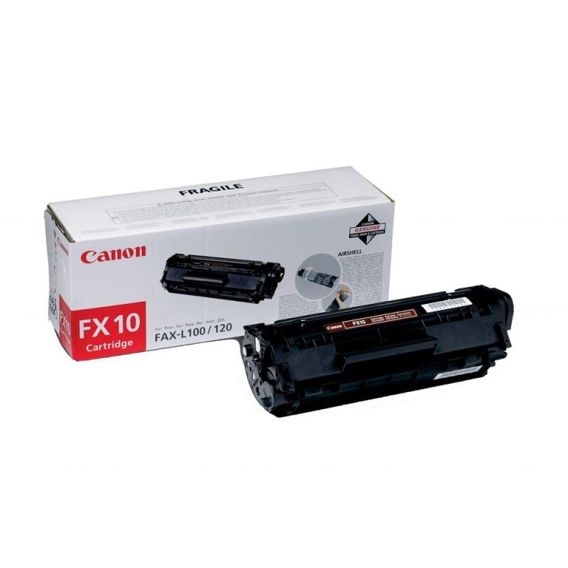 Canon - FX10 Original Negro 1 piezas