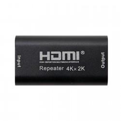 Nanocable - Repetidor HDMI A/H-A/H Negro