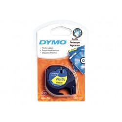 DYMO - S0721620 cinta para impresora de etiquetas Negro sobre amarillo