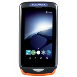 Datalogic - Joya Touch A6 ordenador mvil industrial 109 cm 43 854 x 480 Pixeles Pantalla tctil 305 g Gris Naranja