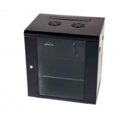 Monolyth - SH6612 Rack o bastidor independiente 12U 60kg Negro estante