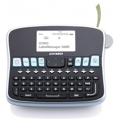 DYMO - LabelManager 360D QWERTY