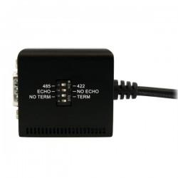 StarTechcom - Cable 18m USB a Puerto Serie Serial RS422 y 485 DB9 con Retencin Puerto COM