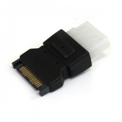 StarTechcom - Adaptador de Cable de Alimentacin SATA a LP4