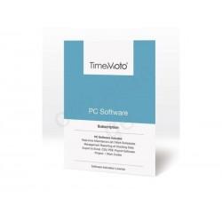 Safescan - Software para PC avanzado TimeMoto  139-0600