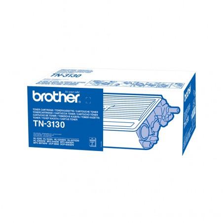 Brother - TN3130 Original Negro 1 piezas