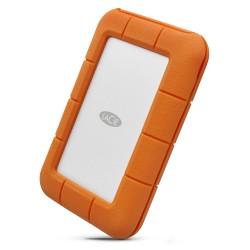 LaCie - Rugged USB-C disco duro externo 5000 GB Gris Amarillo