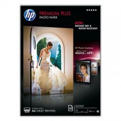 HP - CR672A papel fotogrfico Brillo