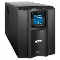 APC - SMC1500IC sistema de alimentacin ininterrumpida UPS Lnea interactiva 1500 VA 900 W 8 salidas AC