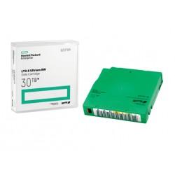 Hewlett Packard Enterprise - LTO-8 Ultrium 30TB RW Data Cartridge 12000 GB 127 cm