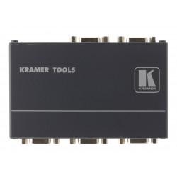 Kramer Electronics - VP-400K 400MHz Gris amplificador de lnea de video