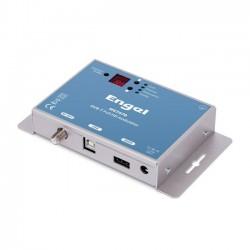 Engel Axil - MV7470 receptor AV Azul Plata