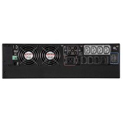 Eaton - 5PX 3000VA 3U sistema de alimentacin ininterrumpida UPS Lnea interactiva 2700 W 9 salidas AC