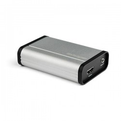 StarTechcom - Dispositivo de Captura de Vdeo HDMI a USB-C 1080p 60fps - Capturadora Externa USB 30 USB Tipo C de Transmisin