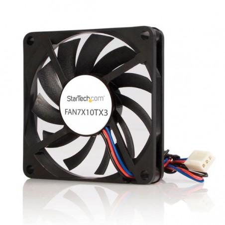 StarTechcom - Ventilador de Repuesto para Disipador de Procesador o Caja Chasis Ordenador - 70mm - TX3
