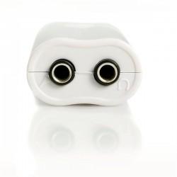 StarTechcom - Tarjeta de Sonido Estreo USB Externa Adaptador Conversor - Blanco