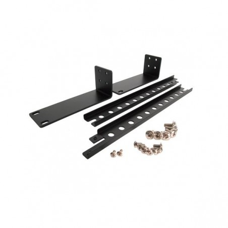 StarTechcom - Soporte montaje en rack 1U para conmutador KVM serie SV431