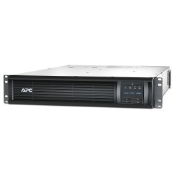 APC - SMT3000RMI2UC sistema de alimentacin ininterrumpida UPS Lnea interactiva 3000 VA 2700 W 9 salidas AC