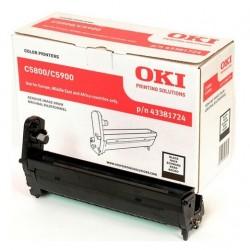 OKI - 43381724 tambor de impresora Original