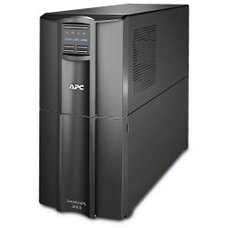 APC - SMT3000IC sistema de alimentacin ininterrumpida UPS Lnea interactiva 3000 VA 2700 W 9 salidas AC