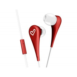 Energy Sistem - Style 1 Auriculares Dentro de odo Rojo