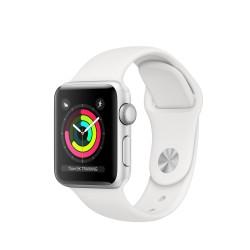 Apple - Watch Series 3 OLED 38 mm Plata GPS satlite