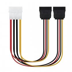 Nanocable - 10190102 cable de alimentacin interna 03 m
