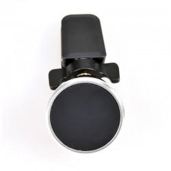 CoolBox - CoolFix Soporte pasivo Telfono mvil/smartphone Negro Plata