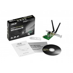 ASUS - PCE-N15 WLAN 300 Mbit/s Interno