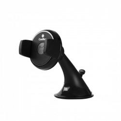CoolBox - CoolCharge Telfono mvil/smartphone Negro Soporte activo para telfono mvil