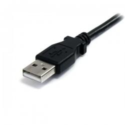 StarTechcom - Cable de 18m de Extensin Alargador USB 20 - Macho a Hembra USB A - Extensor