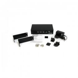 StarTechcom - Multiplicador HDMI de 4 puertos y amplificador de seal - Splitter - 1920x1200 -1080p